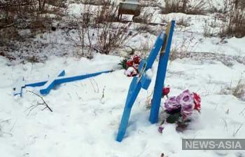 В Иссык-Кульской области Кыргызстана вандалы разгромили православное кладбище