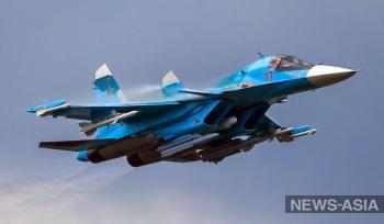 В Хабаровском крае во время учений столкнулись два самолета