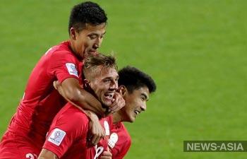 ФИФА высоко оценила дебют сборной Кыргызстана на Кубке Азии-2019
