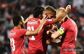 Кыргызстан завершает выступление на Кубке Азии-2019, проиграв ОАЭ