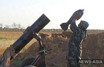 МВД РФ: «Неизвестные вертолеты переправляют боевиков на границу с Таджикистаном»
