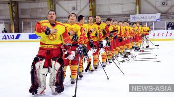 Сборная Кыргызстана по хоккею впервые сыграет в отборочных играх Чемпионата мира