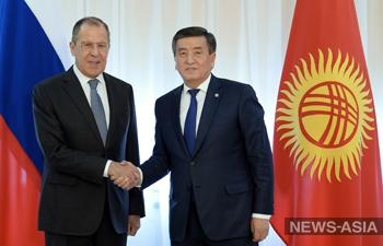 Президент России Владимир Путин посетит Бишкек 1 марта