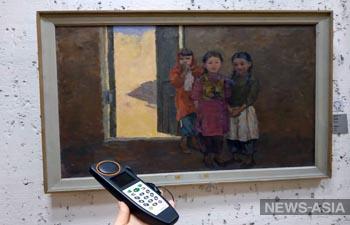 В Кыргызстане незрячие люди могут посетить музей искусств