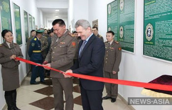 В Военном институте ВС КР появился новый класс
