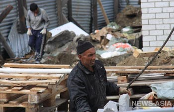 В России узбеки не поделили с киргизами строительный подряд