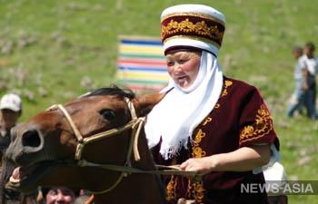 Кыргызстан продемонстрирует арабскому миру колорит кочевой культуры