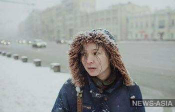 Фильм о кыргызской мигрантке «Айка», покоривший Канны,  показали молодежи в Бишкеке