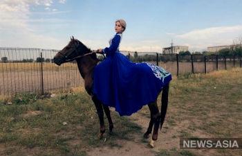 Каскадер из Кыргызстана Асланайым Аширова разбилась в Саудовской Аравии