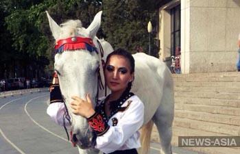 Каскадер из КР Асланайым Аширова рассказала о своей травме накануне операции