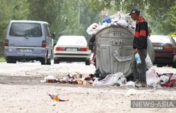 Запретить полиэтиленовые пакеты и пластиковую тару вновь предложили в Кыргызстане
