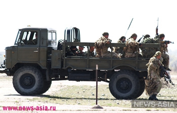 Кыргызстан выясняет, кто спровоцировал перестрелку на границе с Таджикистаном