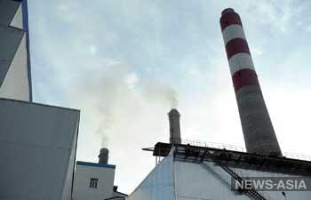 На бишкекской ТЭЦ произошло аварийное отключение котельного и турбинного цехов