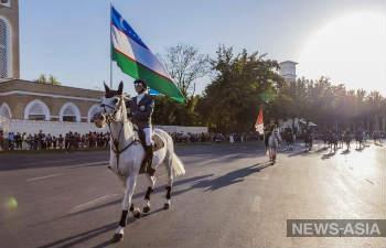 Служебные и спортивные скакуны Узбекистана получат паспорта