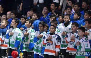 Cовременный ледовый дворец «Humo Arena» появился в Узбекистане