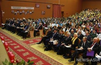 Ученые из Кыргызстана и России обсуждают проблемы сельского хозяйства