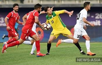 Кыргызстан стартовал в отборе молодежного чемпионата Азии-2020 с проигрыша