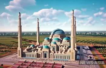 Крупнейшую мечеть Центральной Азии  планируют возвести в Казахстане