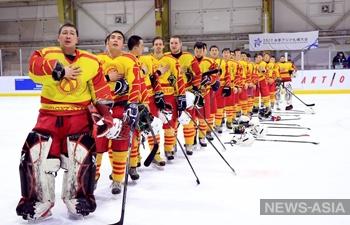 Хоккеисты Кыргызстана дебютировали в квалификации ЧМ-2020 с победы
