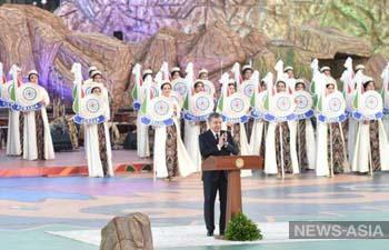 В Узбекистане проходит  первый Международный фестиваль искусства бахши