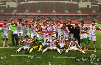 Футболисты Таджикистана выиграли международный турнир в Китае