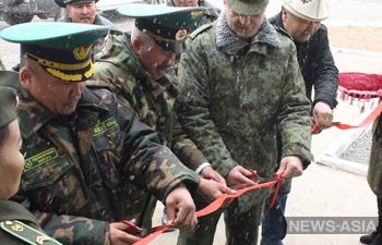 Россией профинансировано строительство очередного погранпоста в Кыргызстане