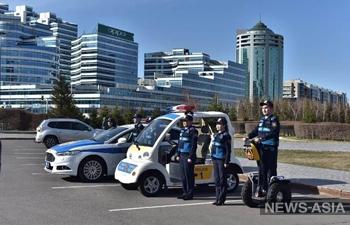 Туристическая полиция появилась в Казахстане
