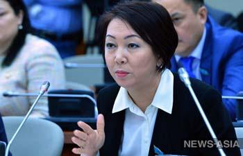 В Казахстане впервые кандидатом в президенты стала женщина
