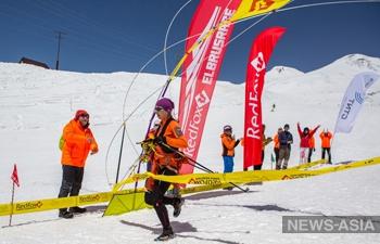 Кыргызстанка установила мировой рекорд по скорости восхождения на Эльбрус