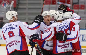 Екатеринбург получит третью ледовую арену за победу в Ночной хоккейной лиге