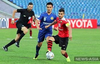 Кыргызстанский «Дордой» обыграл таджикистанцев в матче Кубка АФК