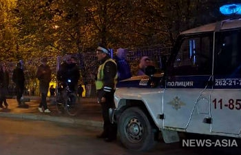 70  человек задержали в Екатеринбурге на акции протеста против строительства храма в сквере (обновлено)