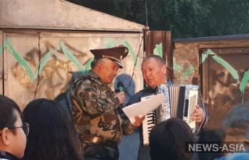 В Бишкеке состоялся премьерный показ спектакля, посвященного Баткенским событиям