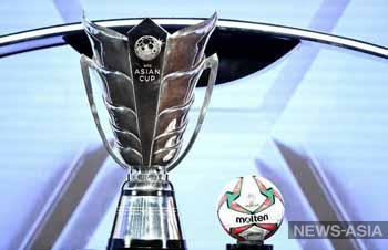 Китай примет Кубок Азии по футболу в 2023 году