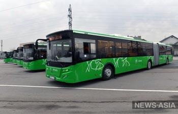 В южной столице Казахстана сделают общественный транспорт экологичнее