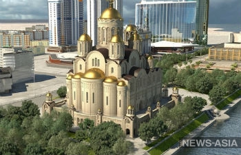Более сорока вариантов  - мэрия Екатеринбурга озвучила, где горожане хотят видеть собор святой Екатерины