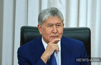Экс-президент Кыргызстана Алмазбек Атамбаев покинул свою партию СДПК