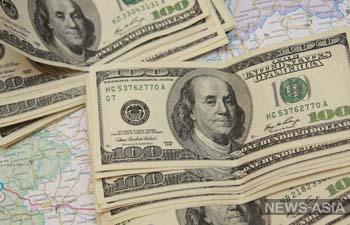 В Таджикистане снова не хватает американской валюты