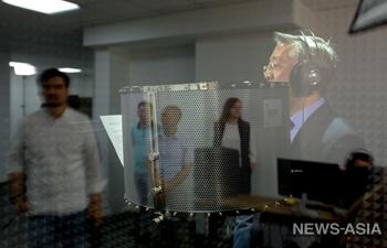 В Бишкеке открыли новый центрально-азиатский медиа проект