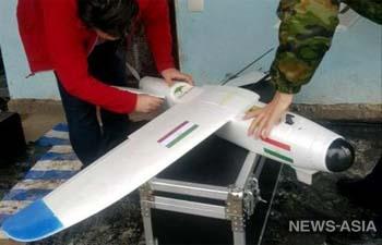 Таджикистан и Китай представили совместный продукт - беспилотники