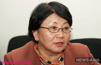 Роза Отунбаева:
