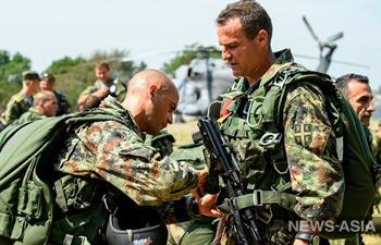 Совместные учения десантников «Славянское братство-2019» состоятся в Сербии