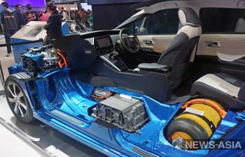 В Шанхае появится водородная станция, способная заправлять авто за 3 минуты