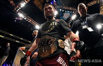 Хабиб Нурмагомедов: «Мне предстоит самый сложный бой в карьере»