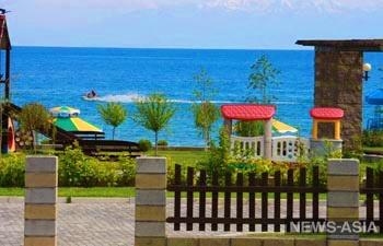 Иссык-Куль попал в топ-3 лучших курортов СНГ для летнего отдыха