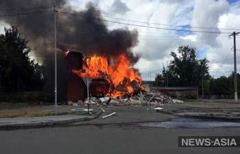 В Казахстане после взрыва на СТО пострадали семь человек