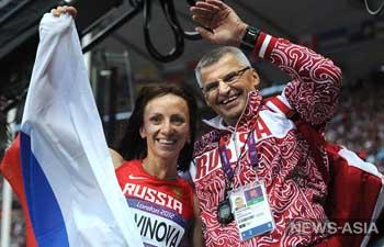 Легкоатлетов России накажут за тренировки с  пожизненно дисквалифицированным тренером