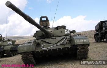 В Таджикистане российские военные уничтожили боевиков. Условных