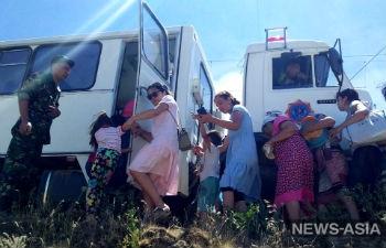 Эвакуация из казахского города Арысь продолжается, людей принимают близлежащие населенные пункты