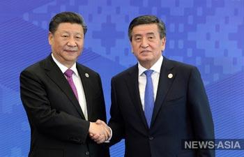 Китай заплатит миллионы долларов за проведенный в Бишкеке саммит ШОС